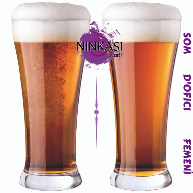 Cervesa Artesana Ecològica Ecofemista